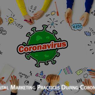 Digital Marketing during coronvirus
