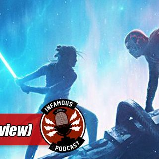 Episode 215 – The Rise of Skywalker (Review)