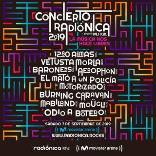 UR Rock se une al Concierto Radionica 2019