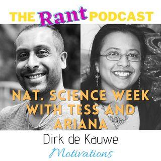 Ep.7: National Science Week w/ Tess & Ariana