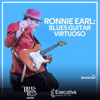 Blues Box - Rádio Executiva - 26 de Setembro de 2020