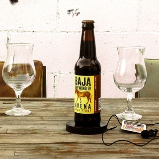 Cerveza Baja Avena Stout Baja Brewery