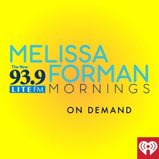 Chicago Mayor Lori Lightfoot Visits 93.9 LITE FM's Melissa Forman in Studio