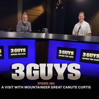 West Virginia Football Great Canute Curtis talks Mountaineers and WVU