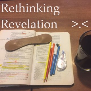 Rethinking Revelation: Episode 91, Eschatology meets Flat Earth