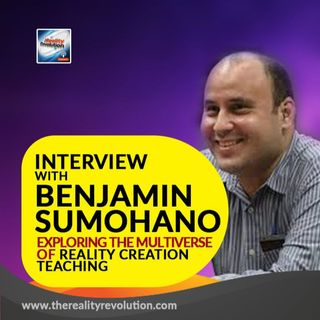 Interview with Benjamin Sumohano - Exploring The Multiverse Of Reality Creation Literature