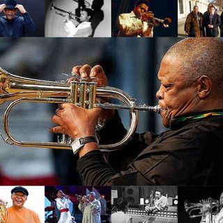 Paying Homage 'Jazz Trumpeter Hugh Masekela'