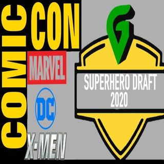 Superhero Draft 2020