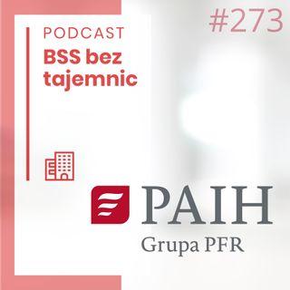 #273 Która agencja wspiera rozwój BSS w całej Polsce?