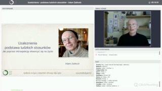 Adam Zabłocki - uzależnienia - podstawa ludzkich stosunków