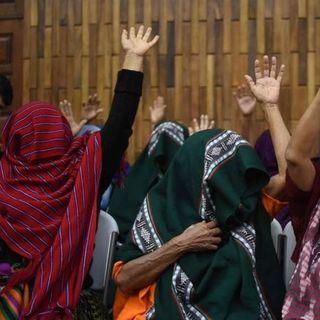 Guatemala, condannati due ex militari per violenze sulle donne