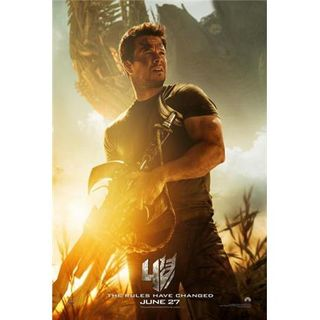 """CR #68- Transformers: Age of Extinction; Earth to Echo's Brian """"Astro"""" Bradley"""