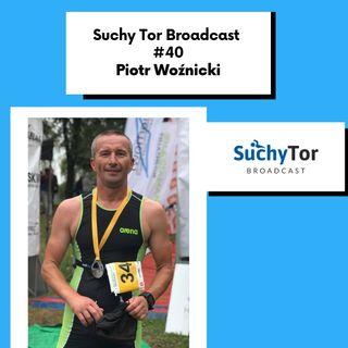 Piotr Woźnicki o przyszłości Areny Grand Prix Puchar Polski w Suchy Tor Broadcast #40