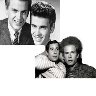 Everly Brothers and Simon & Garfunkel