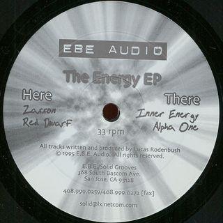EBE Audio - Zaxxon
