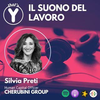 """""""Il Suono del Lavoro"""" con Silvia Preti CHERUBINI GROUP"""