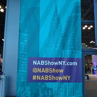 Assistive Tech at NAB Show, NY