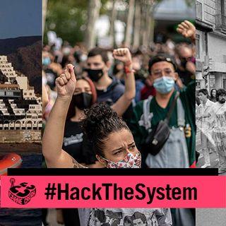Carne Cruda - Activismo y tecnopolítica: hackea el sistema (HACK THE SYSTEM #733)
