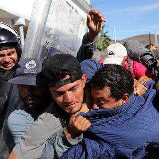 México país filtro de los EEUU