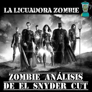 Zombie Análisis: Snyder Cut