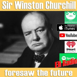 Morning moment Sir Winston Churchill foresaw the future Nov 13 2018