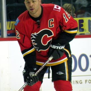 Jarome Iginla-The Man, The Legend