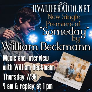 "William Beckmann ""Someday"" Premiere"