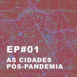 #01: Maíra Lemos, carrinhos de bebê, bikes e as cidades pós pandemia