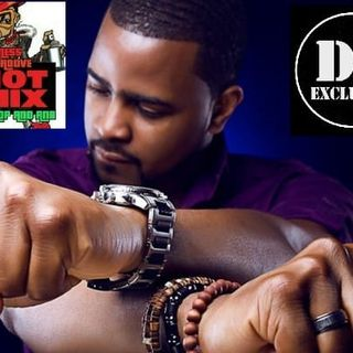 THE GROOVE HOT MIXX PODCAST RADIO WIT DJ EXCLUSIVE