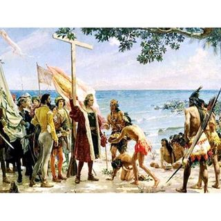 1DimitriRadio: Haters of #ChristopherColumbus Really Hate Christianity!