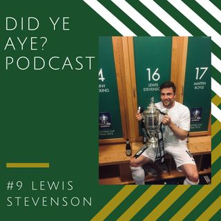 #8 - Lewis Stevenson