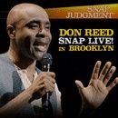 "Don Reed ""Cardboard Boxes"" at Snap LIVE! in Brooklyn"