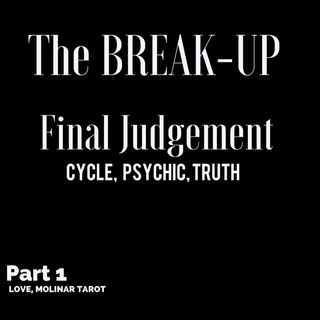 Intuitive Energy Forecast- The Break-Up. Final Judgement Pt.1