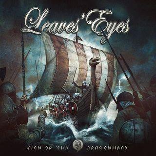 Metal Hammer of Doom:  Leaves Eyes Sign of the Dragonhead Review