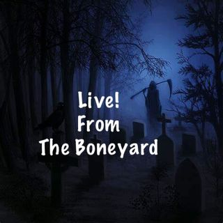 Episode 29 - Sunday Morning live! From The Boneyard
