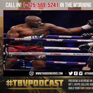 ☎️ Whyte Brutally KO's Povetkin Getting REVENGE😠What's NEXT🧐Morning After Thoughts 💭