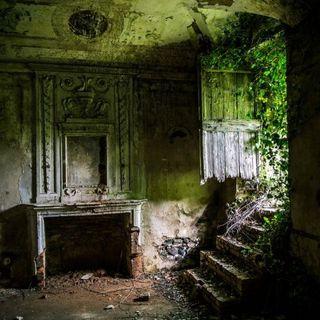 Las ruinas del pecho