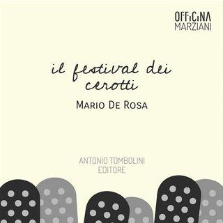 Caffè Letteradio intervista Mario De Rosa