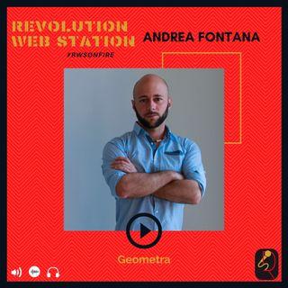 INTERVISTA ANDREA FONTANA - GEOMETRA
