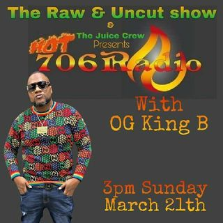 The Raw Uncut Show-The Juice Crew/king B