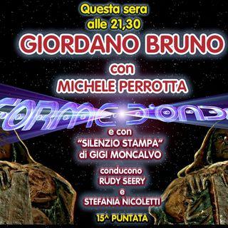 Forme d'Onda - Michele Perrotta - Giordano Bruno - 15^ puntata (18/02/2021)