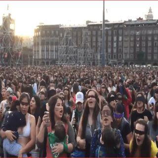 ONU-México respalda paro de mujeres