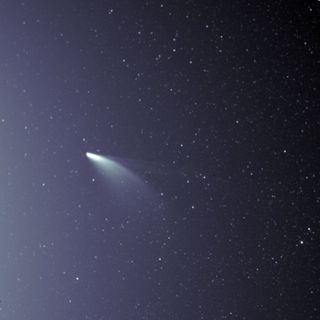 Cosmic Queries – Comet NEOWISE