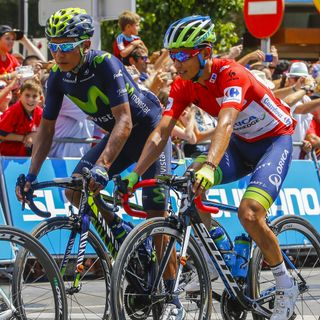 Quintana, tras la 6ª etapa de la Vuelta a España