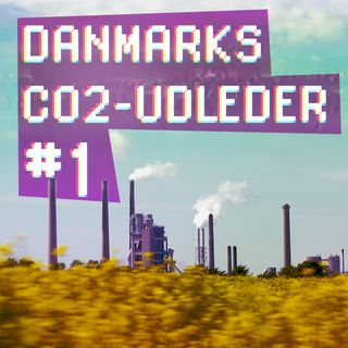 Danmarks CO2-udleder #1