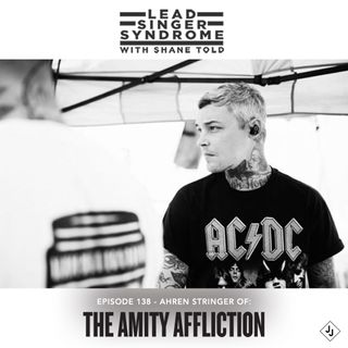 Ahren Stringer (The Amity Affliction)