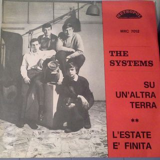 The Systems - L' estate è finita