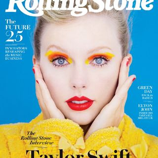 """Taylor Swift Just Can't Shake Him Off, Reflecting Back On Kanye West And The 2009 VMA'S Calling Him""""Two-Faced""""😒🔥🔥"""