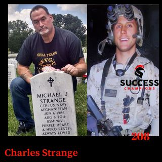 Charles Strange, Freedom is Not Free the Story of His Son Michael Strange