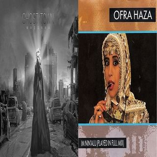 Madonna vs Ofra Haza - Ghost town doors